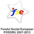 Fondul social european POSDRU 2007-2013
