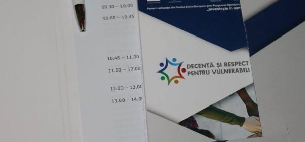 Invitatie conferinta lansare proiect