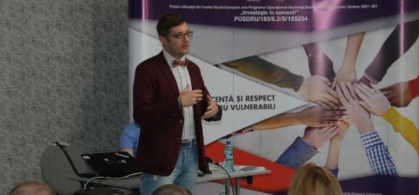 Conferinta lansare proiect